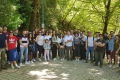 Tire Kaplan Dağ Restorant Uygulama Gezisi